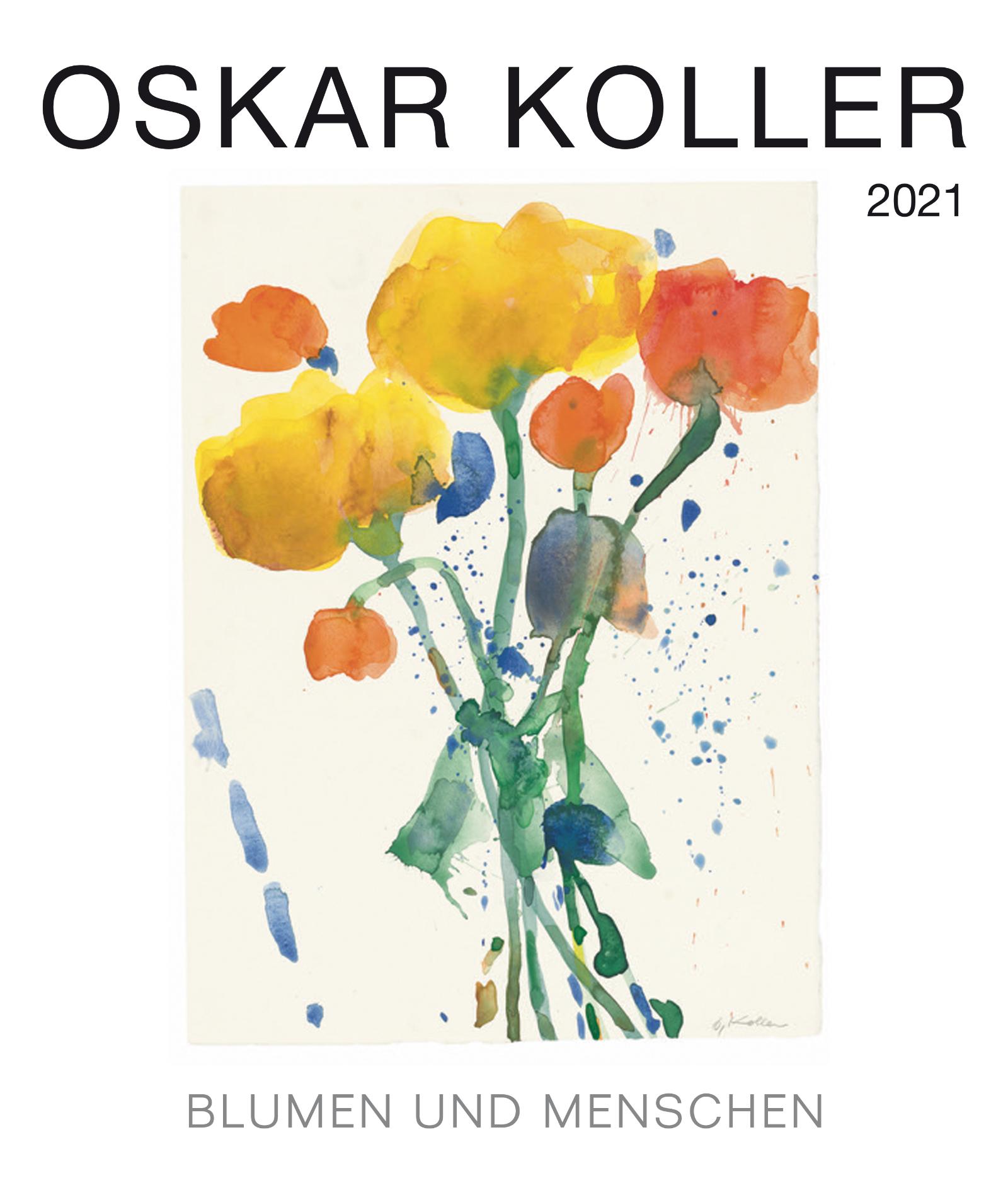 Oskar Koller, Kalender, 2021